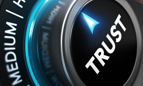 Assessing Levels of Trust in your Team
